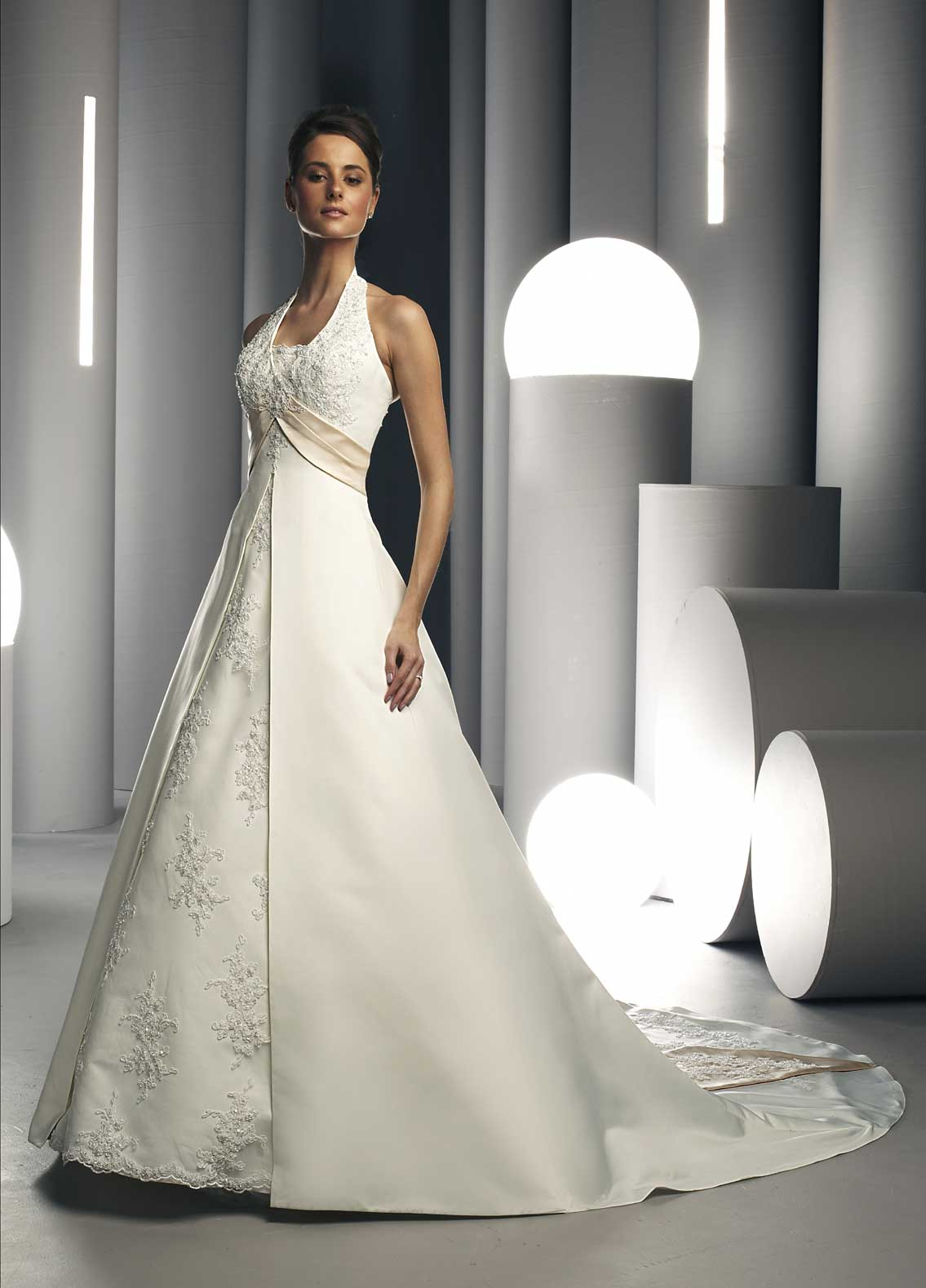 Wedding Dress Patterns Empire Line : Wedding gown aimee