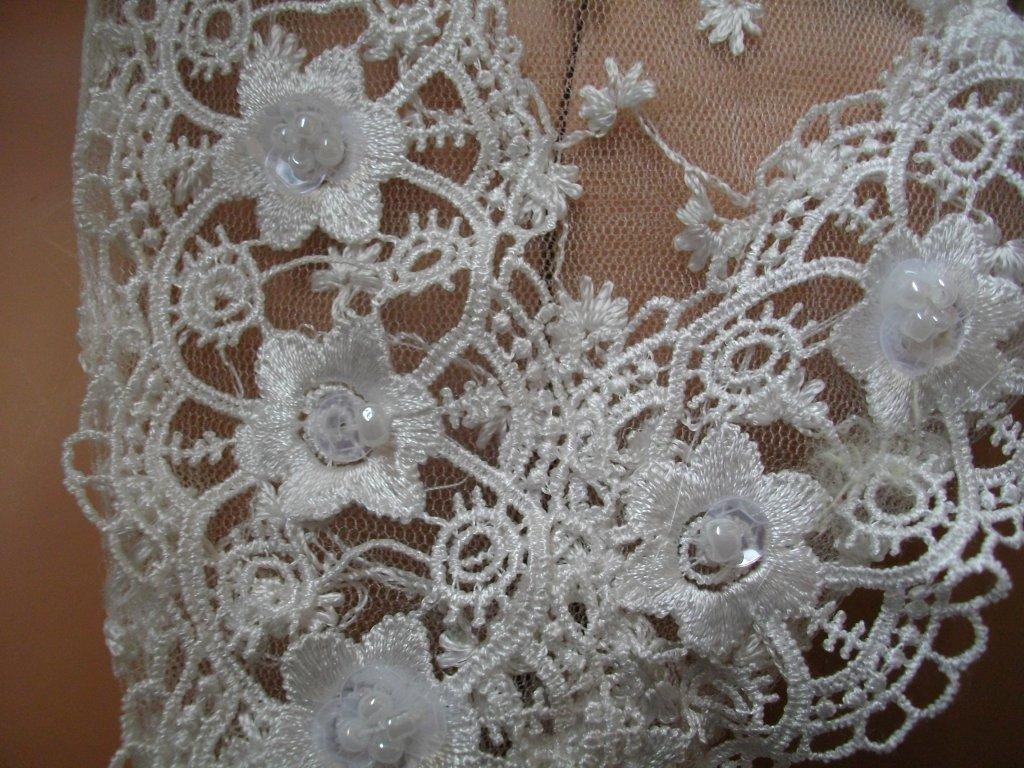 Fitted lace mermaid style wedding gowns lace fabric with beading ombrellifo Choice Image