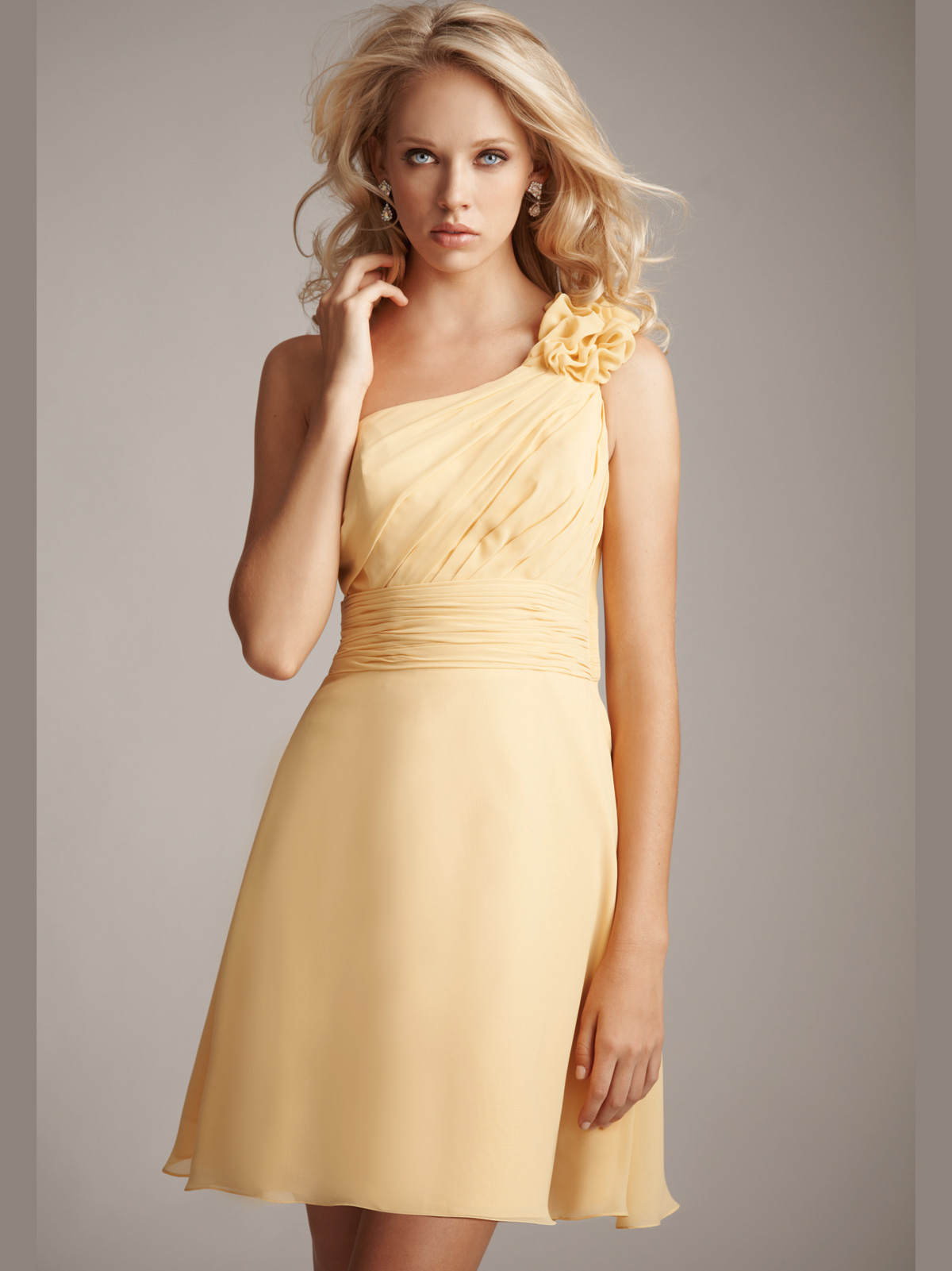 Short one shoulder bridesmaid dresses short one shoulder bridesmaid dresses ombrellifo Gallery