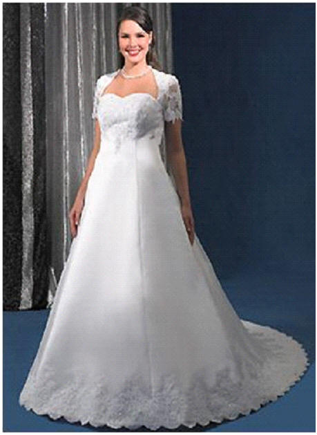 Wedding dresses for big women gown and dress gallery for Big girl wedding dresses