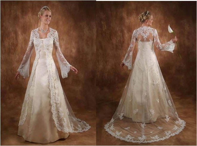 17 Best images about Wedding Dresses on Pinterest | Renaissance ...