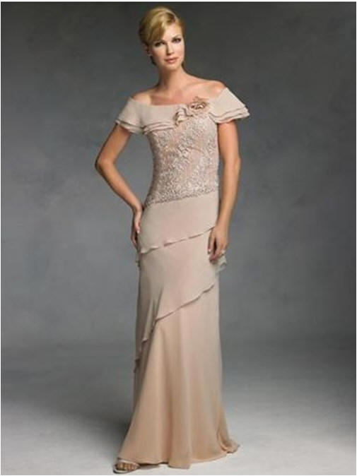 Formal Mother-of-the-Bride's Dresses