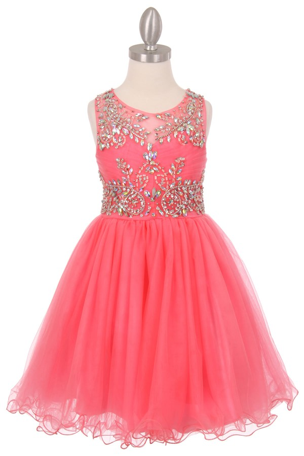 Party dresses for little girls.