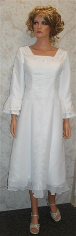 adult communion dress