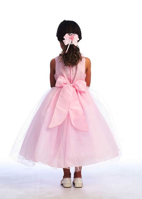 pink Girls Special Occasion Dresses