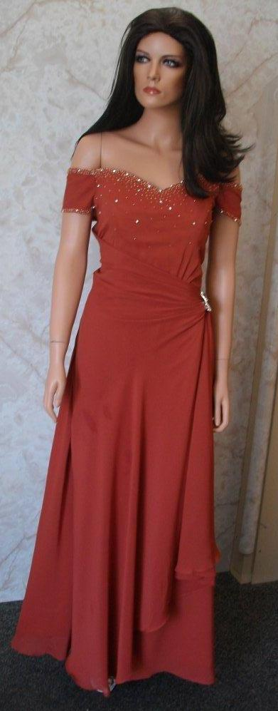 cinnamon sheath dress