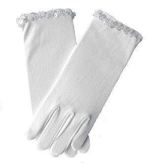 Flower Girl Gloves, Pageant Gloves and First Communion Gloves.