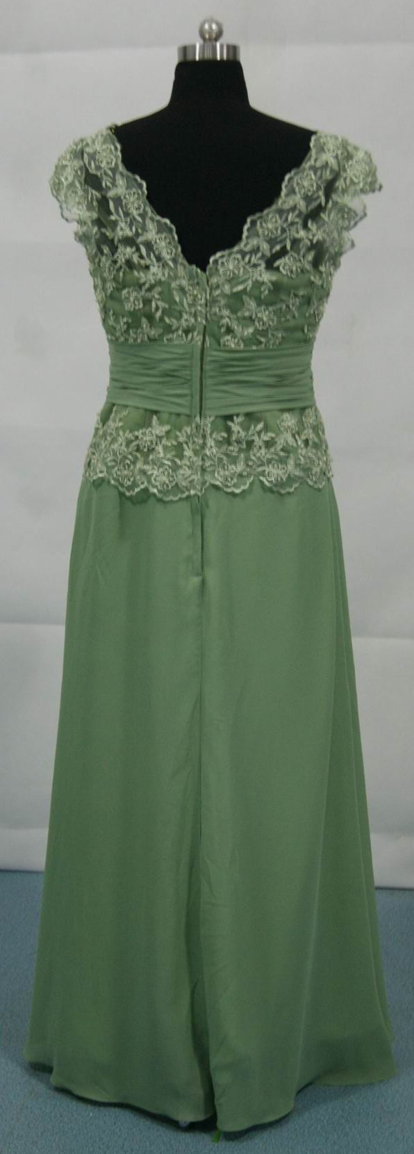 Mother Of The Bride Green Dresses 103