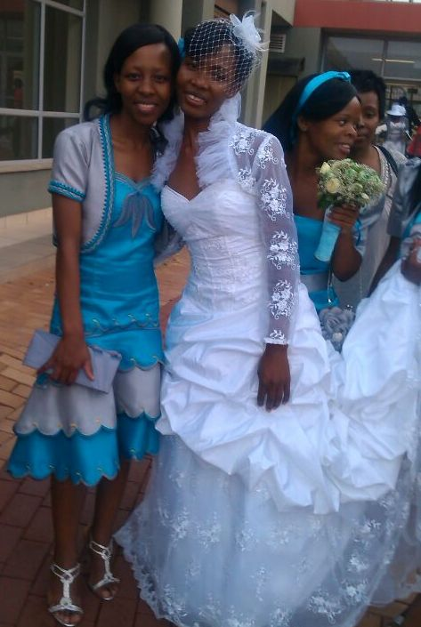 Wedding Party Dresses South Africa 31