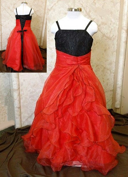 Red and black dresses for girls dresses red and black