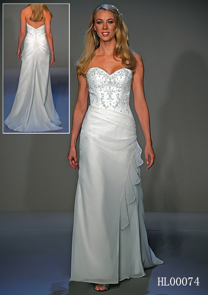 Bridal gowns $ 350. Wedding gowns at discount prices.