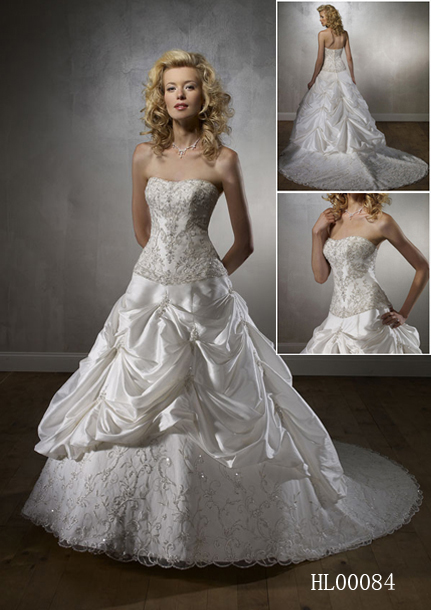 Pick up skirt wedding dress pick up style skirts for Pick up wedding dress