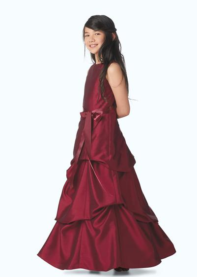 merlot pick up style dress
