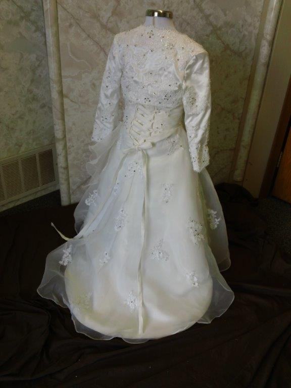 Size 4 Wedding Dresses For Little People