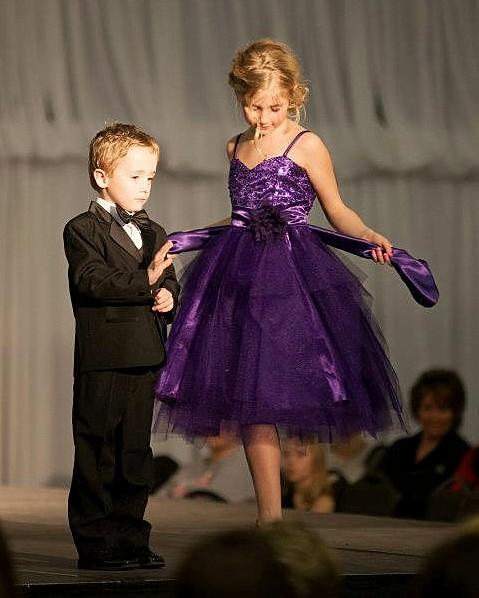 Toddler Boy Black Dress Shoes