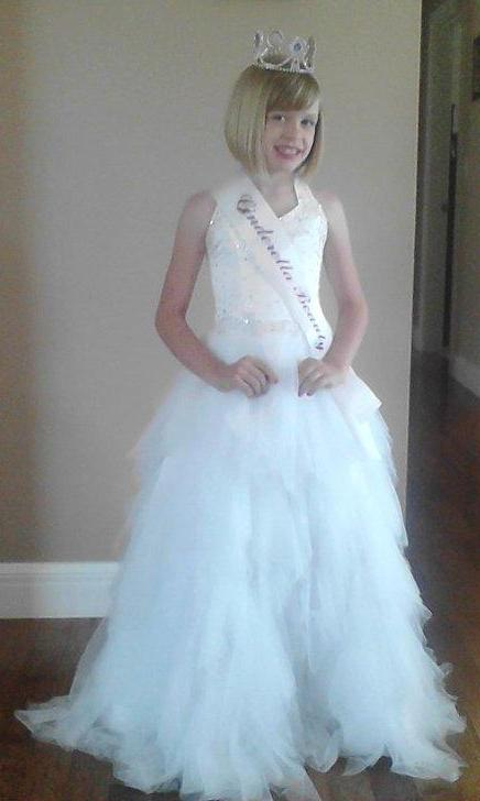 she won ms cinderella beauty