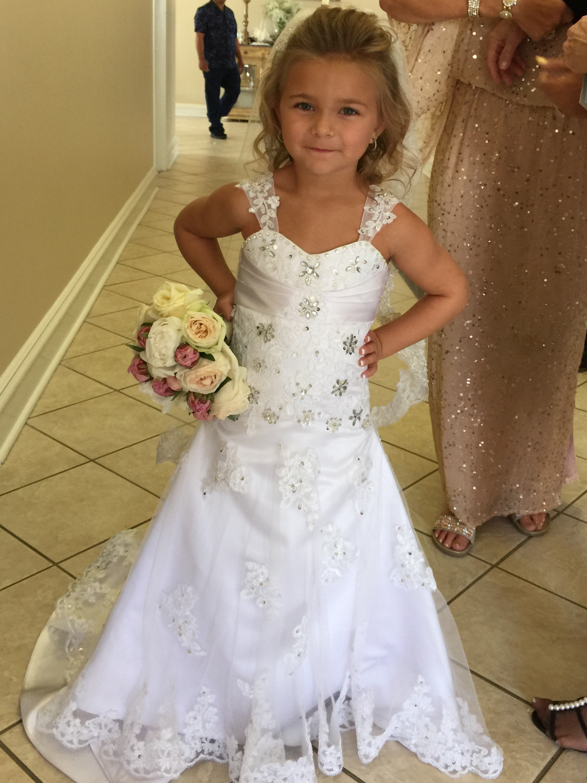 Flower girl dresses utah bridesmaid dresses for Flower girls wedding dresses