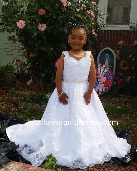 Jaks Flower Girl Dresses Reviews 32