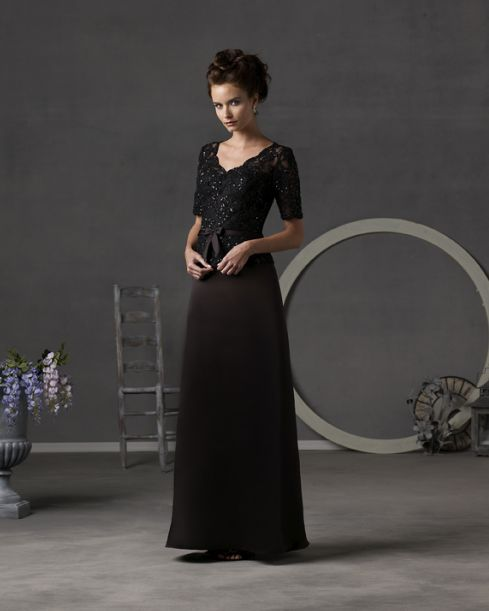 black mother of the bride and groom dresses