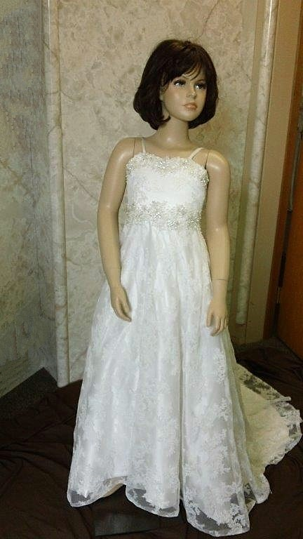 bdcdf2d751e flower girl dress for wedding