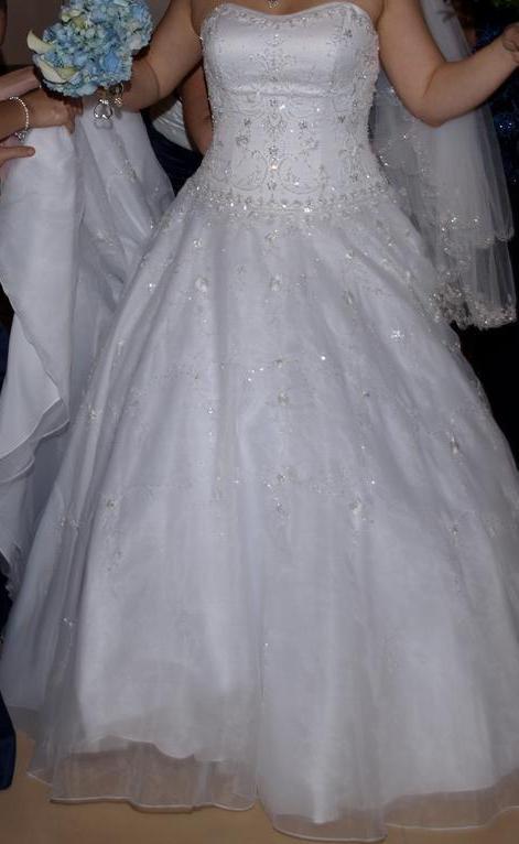 f3b74517dec Flower girl bridal gown