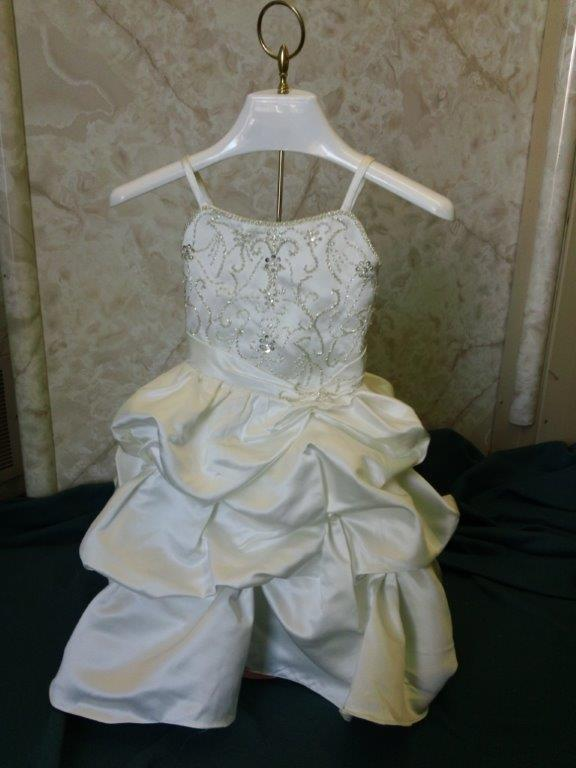 e80d94eaca3f1 Infant and toddler wedding dresses.