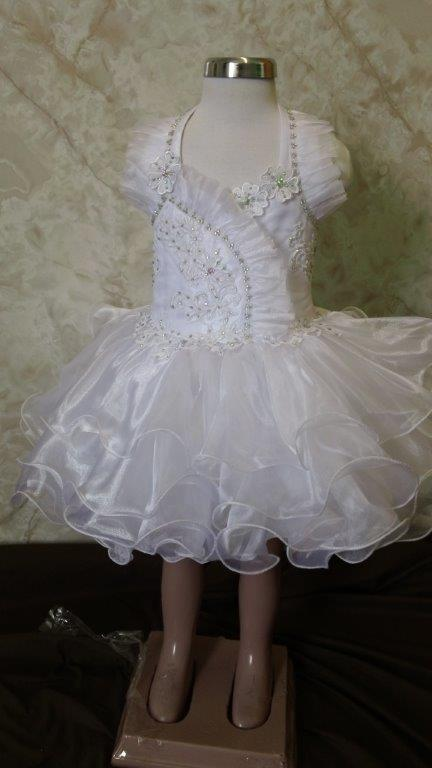 toddler cupcake pageant dress