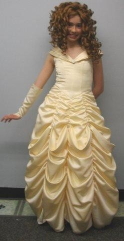 storybook Princess dress