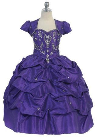 immediate delivery pageant dresses