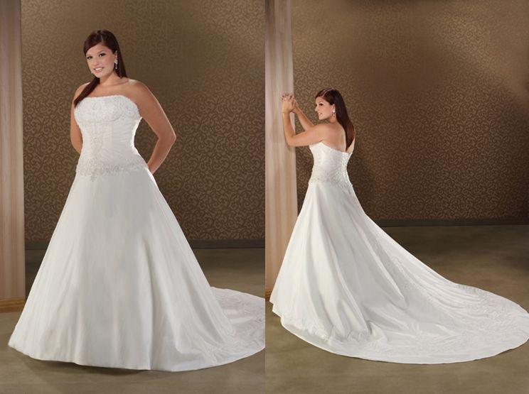 Wedding Dress Plus Size Collection