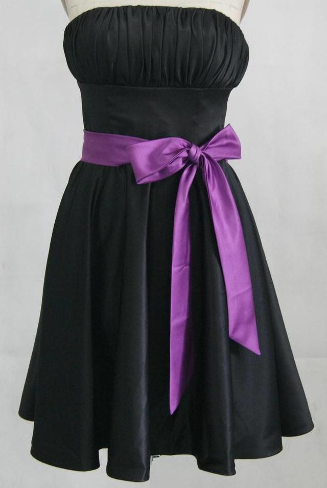 للسهرات , اجمل الفساتين القصيرة للجميلات لمحبي فساتين السوداء القصيرة