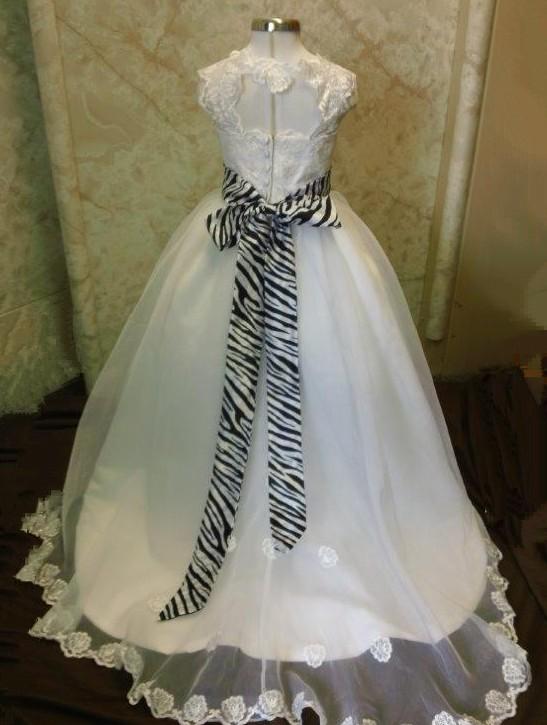 Zebra Print Wedding Dresses 97